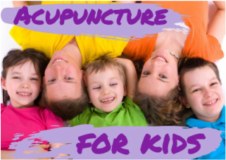 acupuncture for kids - it really works!
