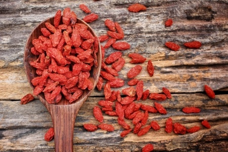Goji berries are a delicious chinese herb that you can incorporate into your diet for wellbeing and longevity