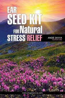 Ear Seed Kit for Natural Stress Relief