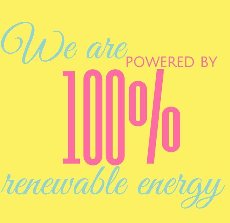 Angie Savva uses 100% renewable energy in her clinic