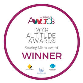 Angie Savva WINNER 2019 Altitude Awards Soaring Solo